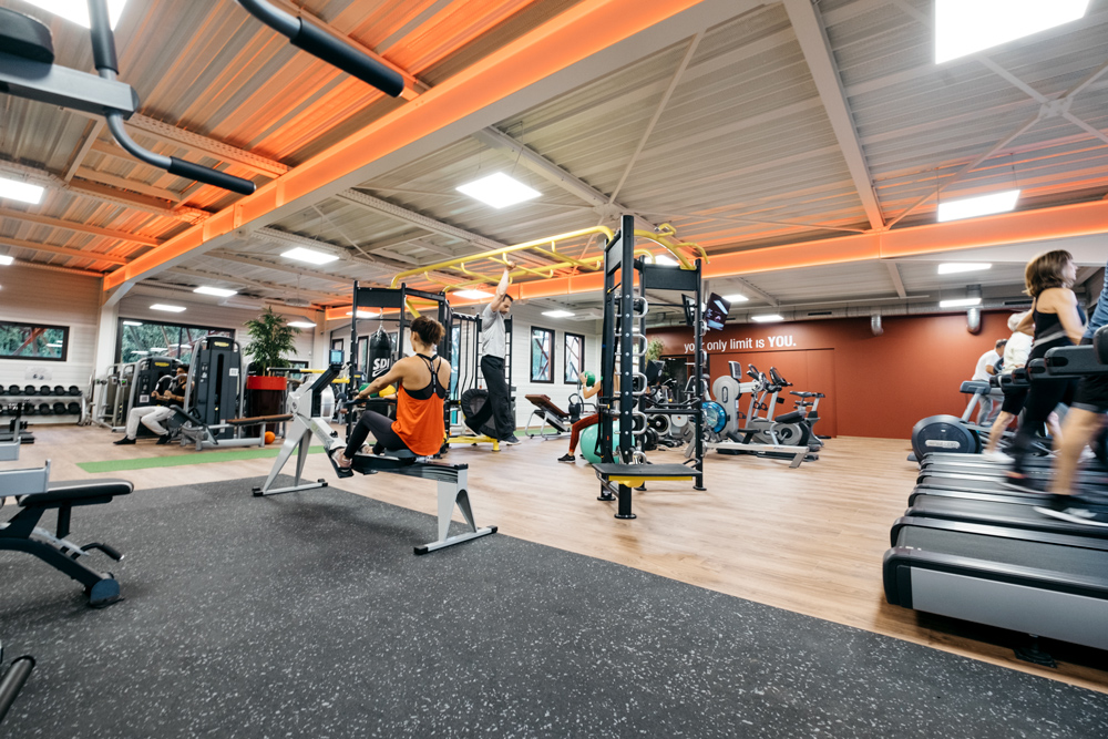In Out Fitness Salle De Sport A Montpellier