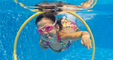 Natation & bébés nageurs