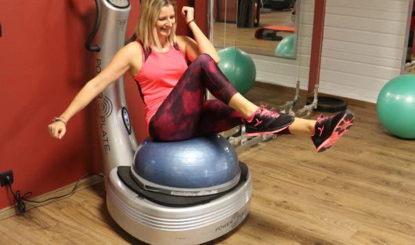 POWER PLATE ®