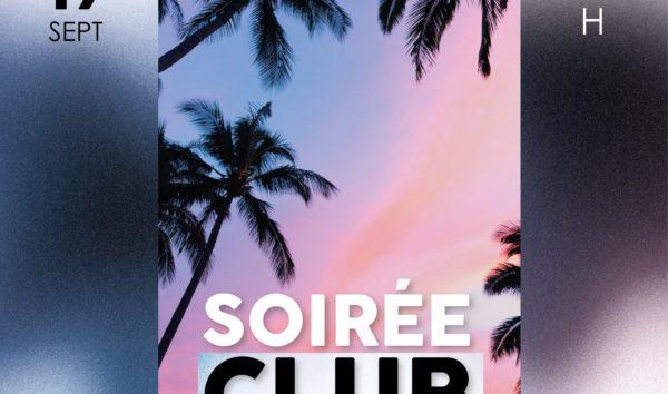 Soirée Club