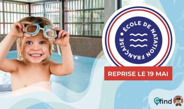 Stage natation enfants